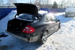 Ковровое покрытие. Mercedes-Benz E-Class, W211 Двигатели: 272, 964