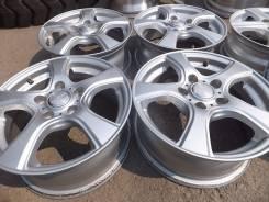 Bridgestone. 6.0x15, 5x114.30, ET43, ЦО 73,0мм.
