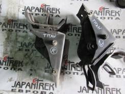 Механизм закрытия кабины. Mazda Titan