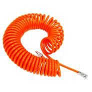 Трубка спиральная с быстроразъемными соединениями 8*12мм, 15м YSG753 CAMOZZI
