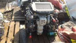 Двигатель. Toyota Caldina, ST246W, ST246 Двигатель 3SGTE