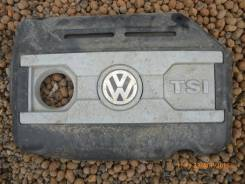 Крышка двигателя. Volkswagen Tiguan, 5N1, 5N2, 5N1,