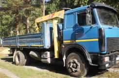 МАЗ 5336. Продается манипулятор, 1 600 куб. см., 3 000 кг., 10 м.