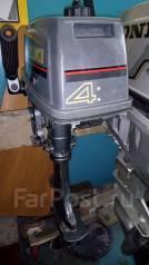 Suzuki. 4,00л.с., 2х тактный, бензин, нога S (381 мм), Год: 1996 год