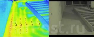 Тепловизионное обследование профессиональным тепловизором. Энергоаудит