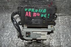 Сервопривод заслонок печки. Toyota Corolla, AE100 Двигатели: 5AF, 5AFE, 5AFHE