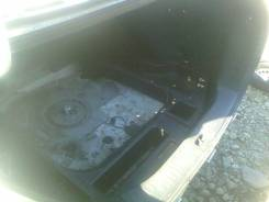 Обшивка багажника. Nissan Tiida Latio, SNC11, SZC11, SC11, SJC11