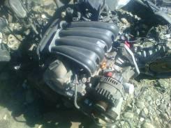 Двигатель в сборе. Nissan Tiida Latio, SNC11, SZC11, SC11, SJC11 Двигатель HR15DE