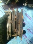 Колодка тормозная. Nissan Tiida Latio, SNC11, SZC11, SC11, SJC11