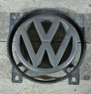 """Эмблема """"VW"""" на морду VW Passat B3. Volkswagen Passat"""