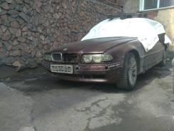 BMW 7-Series. E38, M60