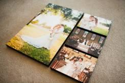 Модульные картины из ваших свадебных фотографий