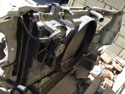 Радиатор охлаждения двигателя. Toyota Noah Toyota Lite Ace Noah, SR40G, SR40, SR50, SR50G Двигатель 3SFE