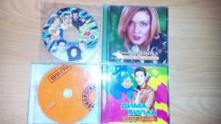 CD-диски 4шт. одним лотом