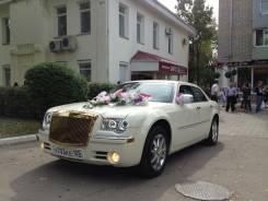 Очень красивые белый и черный Chrysler Bentley & Rolls-Royce Style!
