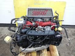 Двигатель. Subaru Impreza, GDB Двигатель EJ207