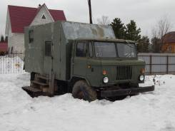 ГАЗ 66. , 4 500куб. см., 3 000кг., 4x4