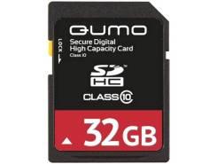 SDHC. 32 Гб, интерфейс SD