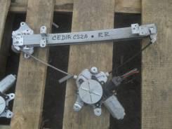 Стеклоподъемный механизм. Mitsubishi Lancer Cedia, CS2A Двигатель 4G15
