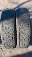 Bridgestone Winterforce. Всесезонные, 2001 год, износ: 50%, 2 шт