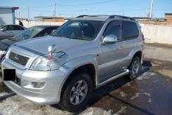 Крыша. Toyota Land Cruiser Prado