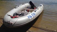 МСП-111. Год: 2009 год, длина 3,60м., двигатель подвесной, 18,00л.с., бензин