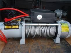 Лебедка. Subaru Sambar Electric. Под заказ