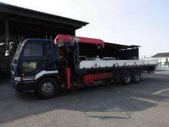 Nissan Diesel UD. Truck С Манипулятором В Наличии, 21 200 куб. см., 15 000 кг. Под заказ