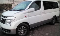 Nissan Elgrand. автомат, 4wd, 3.5 (240 л.с.), бензин