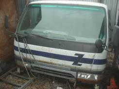 Кабина. Mitsubishi Canter, FE637 Двигатель 4D33