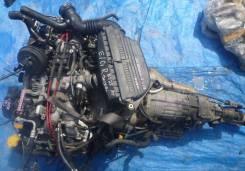 Двигатель в сборе. Subaru Legacy Lancaster, BH9