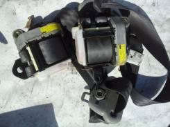 Ремни безапастности передние. Toyota Sprinter Carib, AE111G, AE111 Двигатель 4AGE