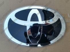Эмблема решетки. Toyota Crown Majesta, URS206, UZS207 Toyota Land Cruiser, J200, GRJ200, URJ200, URJ202 Toyota Land Cruiser Prado, GRJ151, GRJ150 Двиг...