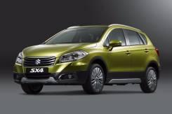 Капот. Suzuki SX4