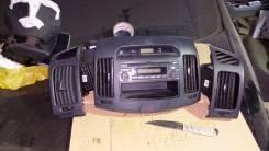 Консоль панели приборов. Hyundai Avante, HD Hyundai HD Двигатель G4FC