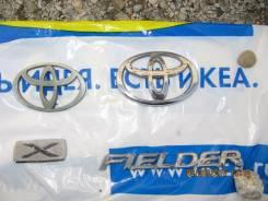 Эмблема Тойота, на решотку, на багажник. Toyota