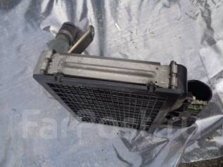 Интеркулер. Toyota Hilux Surf, KDN185, KDN185W Двигатель 1KDFTV