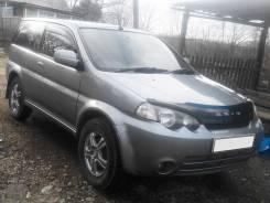 Honda HR-V. механика, 4wd, 1.6, бензин, 160 тыс. км