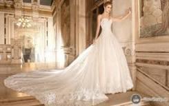 Чистка, глажка, реставрация свадебных, вечерних платьев.