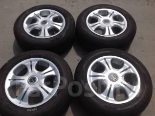 195/65 R 15 Bridgestone Ecopia EX10 литые диски 4х5 R15 (15031). 6.5x15 4x114.30, 5x114.30 ET40