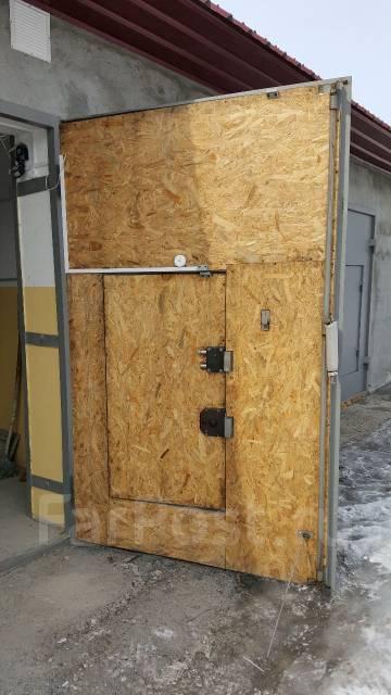 Изготовление, двери стальные в Спасске-Дальнем. Работаем по краю.