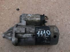 Стартер. Mitsubishi Pajero Двигатель 6G74