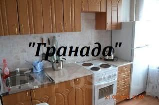 1-комнатная, улица Пушкинская 52. Центр, агентство, 32 кв.м. Кухня