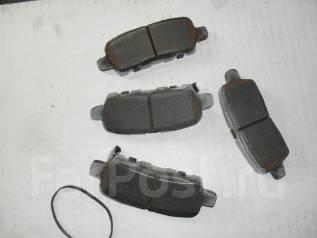 Колодка тормозная. Nissan X-Trail Двигатель QR20DE
