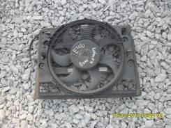 Вентилятор радиатора кондиционера. BMW 3-Series, Е46, E46