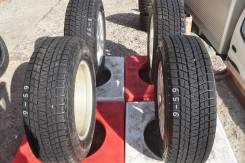 Bridgestone Blizzak Revo1. Зимние, 2011 год, износ: 100%, 4 шт