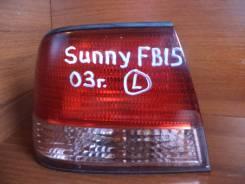 Стоп-сигнал. Nissan Sunny, SB15, B15, JB15, FNB15, FB15, QB15 Двигатели: SR16VE, QG13DE, QG18DD, QG15DE, YD22DD