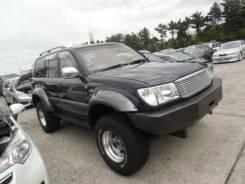 Проставка под кузов. Toyota Land Cruiser