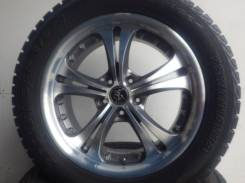 Light Sport Wheels. 7.5x18, 5x114.30, ET38, ЦО 73,0 мм.