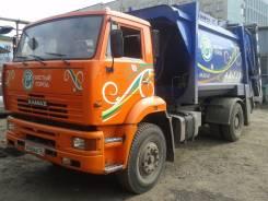 Камаз. Продам мусоровоз МКЗ-4605, 11 760 куб. см.